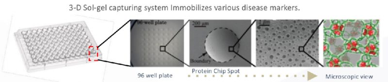BioChip / Microarrays - a high-performance, low cost solution for multiplex disease diagnosis